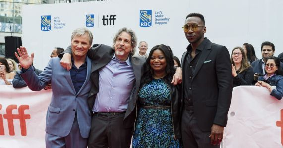 'Green Book' wins audience award at Toronto Film Festival