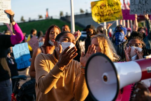 Louisville protesters react to Breonna Taylor grand jury decision