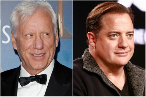 James Woods supports Brendan Fraser in HFPA fight