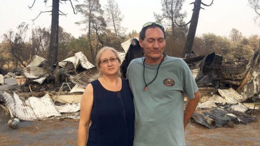 'Humbled To Ask For Help' - Low-Income Communities Struggle To Recover After A Wildfire