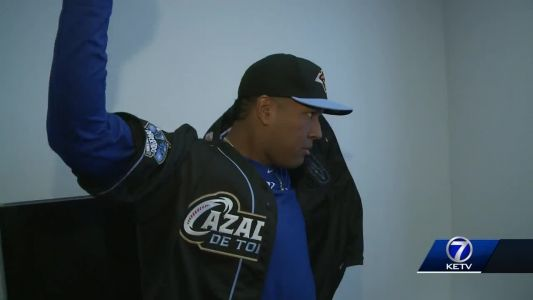 Storm Chasers get temporary catcher