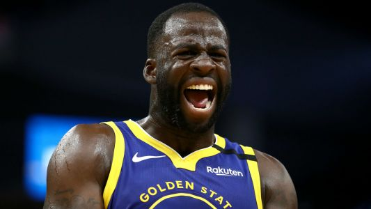 Warriors' Draymond Green ejected for yelling at . . . a teammate?