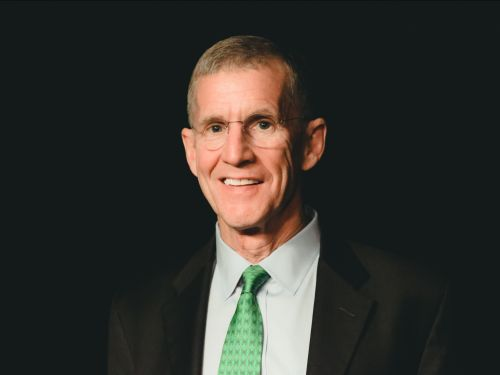 Retired 4-star Gen. Stanley McChrystal shares the profound lesson on failure he learned from handing his resignation letter to President Obama