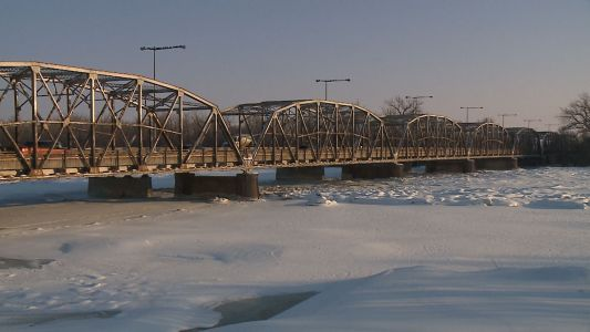 Platte County issues disaster declaration in preparation for melting ice jam