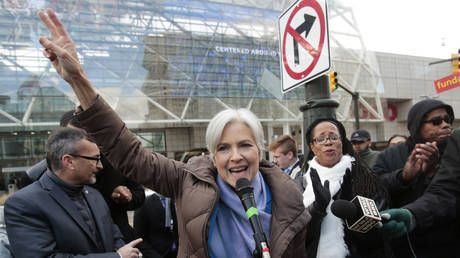 'Atone!' Democrats blame Jill Stein voters for Trump's chance to appoint a 3rd Supreme Court justice