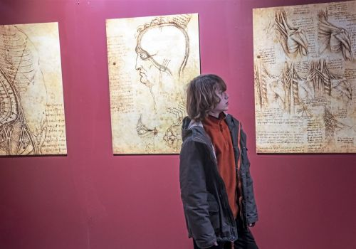 At Da Vinci exhibit, 500-year-old designs vex visitors to Carnegie Science Center