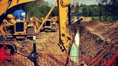 Feds investigate toxic spill on Ohio wetland by DAPL operator