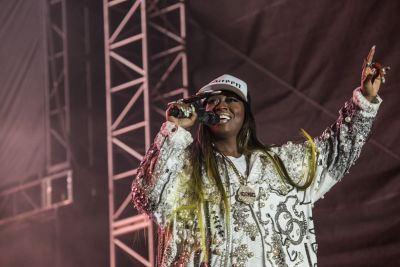 Thousands have signed a petition to replace a Confederate statue with Missy Elliott