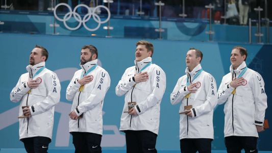 Winter Olympics 2018: U.S. men defeat Sweden for first curling gold