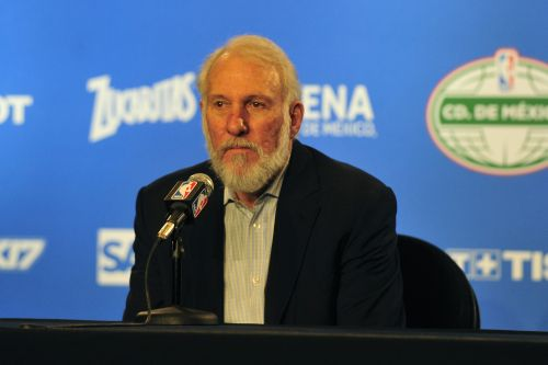 Gregg Popovich: US is an 'embarrassment to the world'
