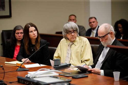 'Horror House' parents of 13 plead guilty to torture, abuse