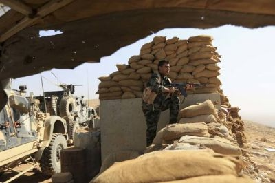 Pentagon chief in Iraq to see commanders, assess Mosul fight