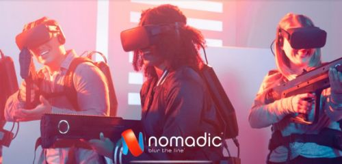 Nomadic takes location-based VR into Asia