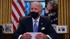 It's Day 2, And Joe Biden Has A Whole Bunch Of New COVID-19 Orders To Give