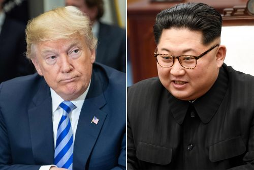 Trump: Kim Jong Un's threat to cancel summit was news to us