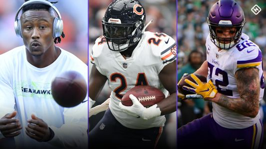 Week 11 Fantasy Busts: Brandon Marshall, several Vikings and Bears among risky fantasy 'starts'