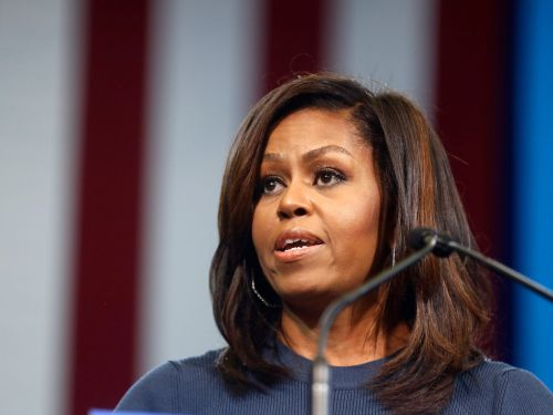 Michelle Obama opens up about pain of miscarriage, use of IVF to conceive daughters