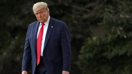 Trump threatens to release raw 'fake & biased' interview with '60 minutes,' amid reports he walked out on host Leslie Stahl