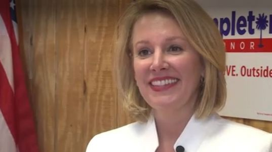 Catherine Templeton to announce running mate on WYFF News 4