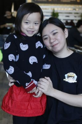 Southwest cafe traces name, some art to 5-year-old taste-tester