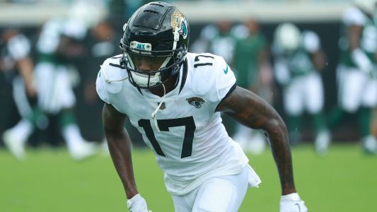 Is DJ Chark playing Thursday night? Fantasy injury update for Dolphins-Jaguars Week 3