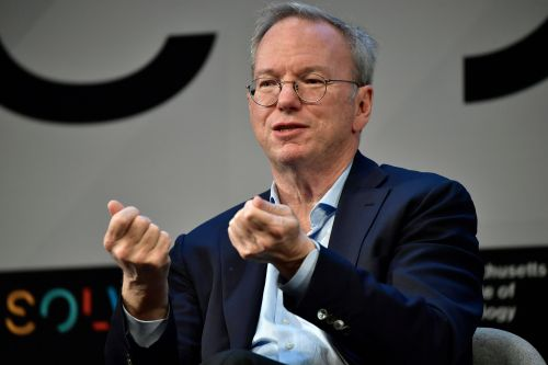 Former Google CEO predicts two internets in a decade