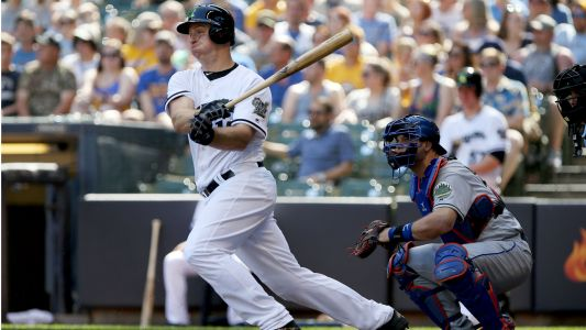 MLB wrap: Brewers pull away for blowout win over Mets