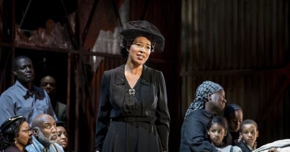 A brilliant cast breaks through stereotypes in Seattle Opera's 'Porgy and Bess'