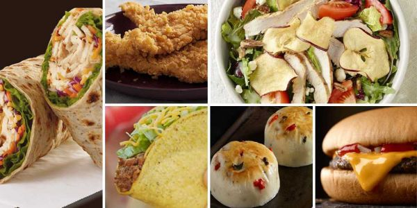 The 30 healthiest things you can order at every major fast food joint
