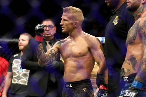 UFC Brooklyn: T.J. Dillashaw chasing all-time status on Saturday
