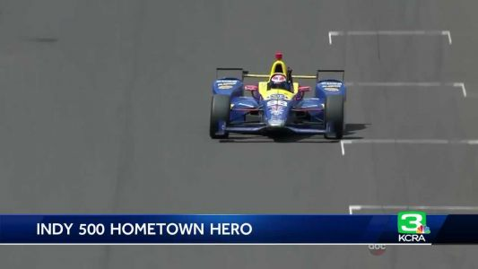Nevada City residents cheer on hometown hero in Indy 500