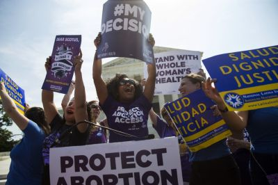 The U.S. abortion rate is at an all-time low