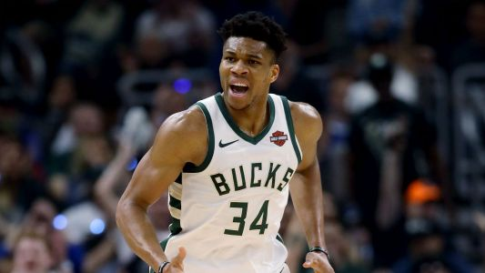 NBA playoffs 2019: Giannis Antetokounmpo abruptly walks out of press conference after loss to Raptors