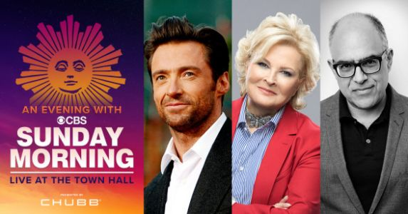 Hugh Jackman, Jason Reitman And More Named As Featured Guests For 'An Evening With CBS Sunday Morning Live'