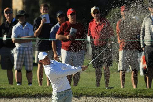 Rory McIlroy snaps after taunts get personal: Golf has liquor problem