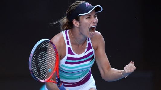 Australian Open 2019: American Danielle Collins continues surprise run, reaches semifinals