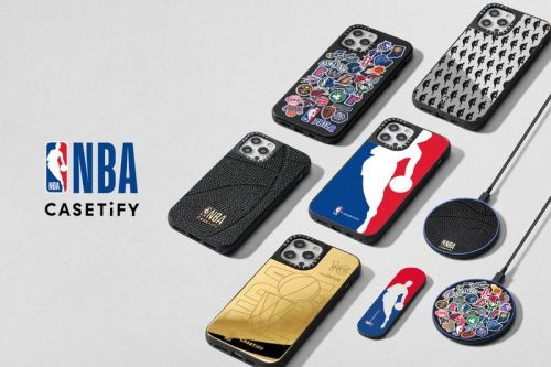 CASETiFY and NBA partner to create some gorgeous new accessories