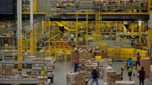 Amazon Temp Workers Who Deliver The Holidays Are Getting Squeezed
