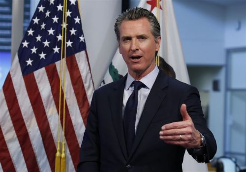 Republicans sue Calif. Gov. Gavin Newsom over vote-by-mail order for November election