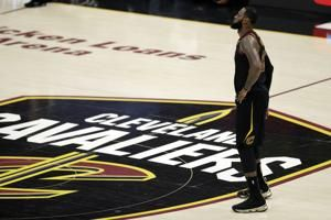 Cavs having 'good dialogue' with LeBron's management team