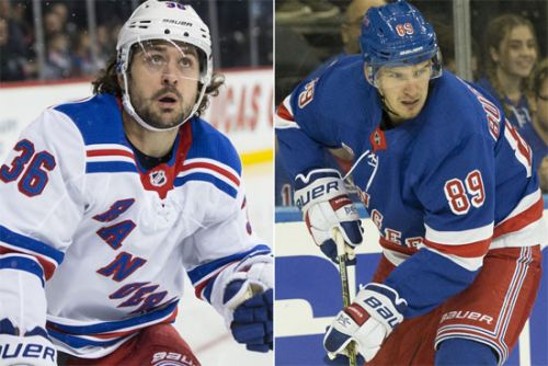 Rangers getting two key pieces back after quirky break