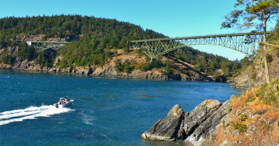 In winter, lowland hikes beckon - and Deception Pass delivers