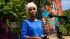 Rep. Ilhan Omar Defeats Minnesota Democratic Primary Challenger