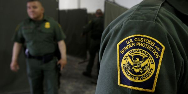 A Border Patrol agent accused of hitting a Guatemalan man with his truck reportedly called migrants 'subhuman' and 'savages' weeks earlier