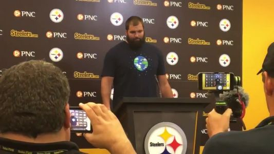 'I threw them under the bus unintentionally' Villanueva speaks about Sunday's National Anthem