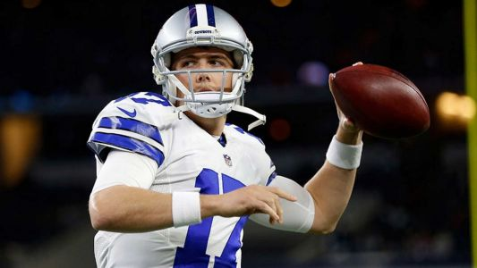 Cowboys eyeing former Dallas QB Kellen Moore as offensive coordinator, report says
