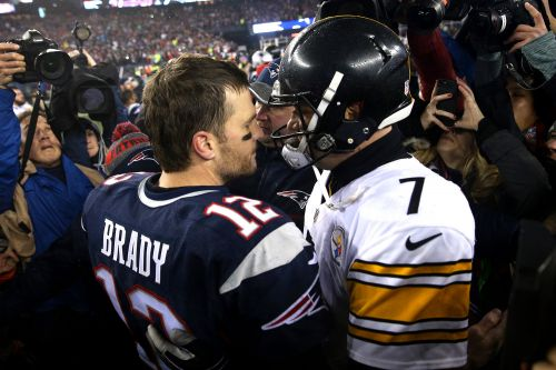 The Steelers are a wreck, so bet the Patriots