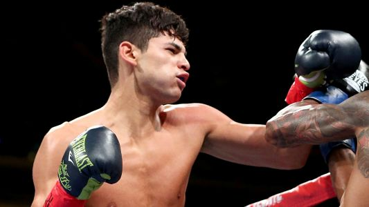 Ryan Garcia flattens Francisco Fonseca in dazzling first-round KO, tells Devin Haney, 'Let's fight!'