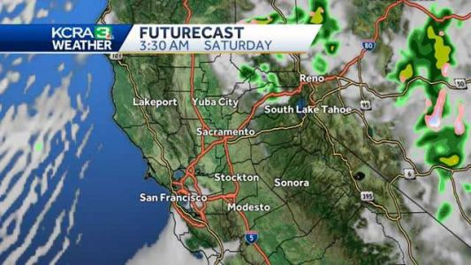 Cooler temps and rain chances for your holiday weekend