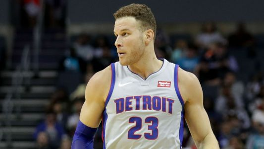 Pistons' Blake Griffin fined $15K for verbal abuse of a game official